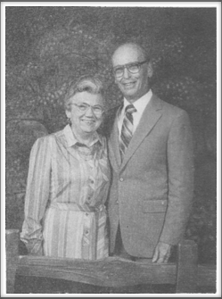 Les and Edie Edsall
