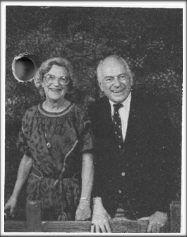 Ted and Barbara Ellsworth