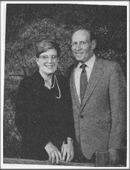 Charles and Betty Fowler
