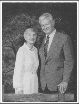 Tom and Forrestine Holt