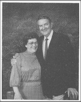Fred and Terry Livingston
