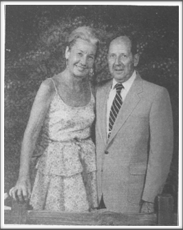 George and Kathleen Maibach