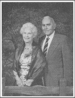 Ches and Margaret Russell