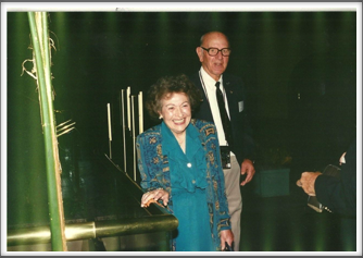 Bill and Evelyn Korber