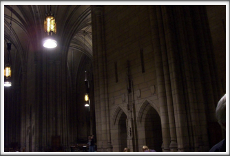 University of Pittsburgh:  Cathedral of Learning Architecture