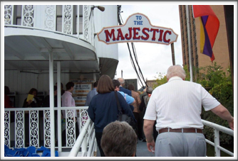 "Riverboat ""Majestic"""