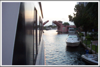 "Ft. Lauderdale: Cruise On The ""Venice"" of Florida"