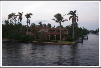Ft. Lauderdale:  Home On The Waterway