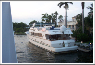 Ft. Lauderdale:  Yacht For Sale