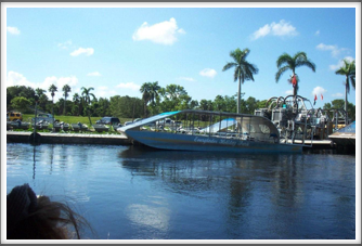 Everglades: Airboat