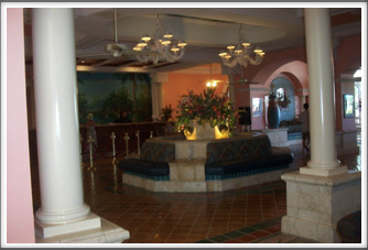 Embassy Suites:  Hotel Lobby