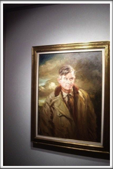 Will Rogers Museum Painting