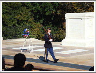 Arlington National Cemetery: Tomb of the Unknown