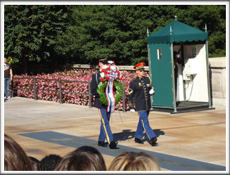 Arlington National Cemetery: Changing of the Guard