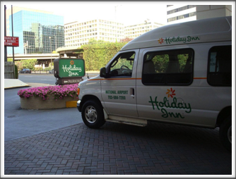 Holiday Inn Shuttle