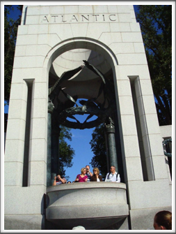 WWII Memorial: Atlantic Entrance