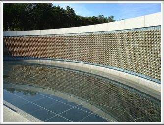 WWII Memorial: Wall of Stars