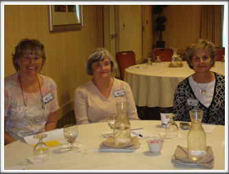 Business Meeting - Karen Rossi, Gail Rahal, Anne Kreutzer