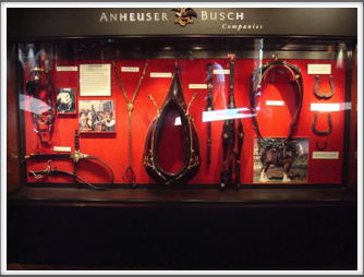 Budweiser Clydesdale Equipment
