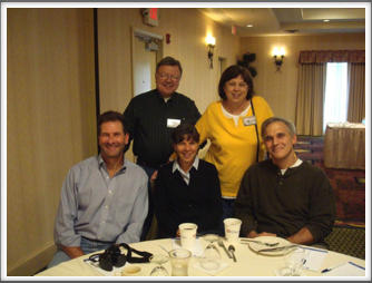 Saturday Breakfast - Michael Littman, Sue & Pat Dana, Phil & Carole Lester