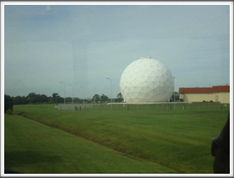 MacDill AFB Radar and Communications Dome