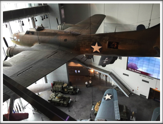 """My Gal Sal"" - displayed at the US Freedom Pavilion/Boeing Center"