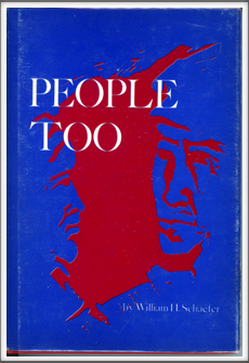 PEOPLE TOO by Kriegy  William H. Schaefer