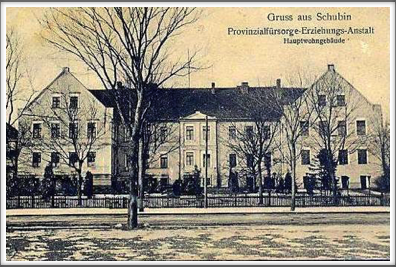 "1910 ""White House"" known then as the main edifice of the Provincial Protective-Educational Centre"