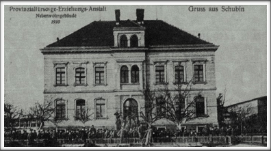 "1910 ""hospital"" or minor edifice of the Provincial Protective-Educational Centre"