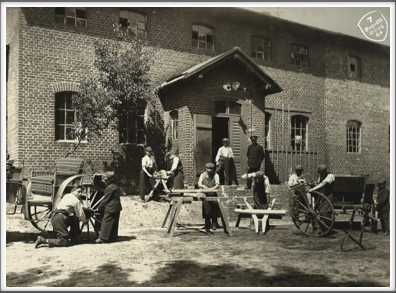 1930s vocational building