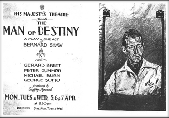 "April '44 - ""Man of Destiny"""