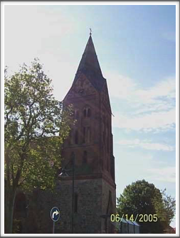 Anklam Church