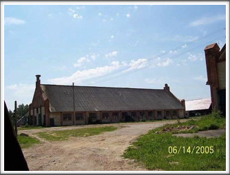 Basedow barn