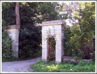 Estate entrance